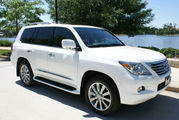 2011 Lexus LX 570 Base: $23, 000 and 2011 Toyota 4Runner LTD: $15000