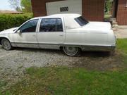 1993 Cadillac V-8 Cadillac Fleetwood CHROME