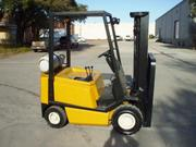 Sell Used Forklifts at Akron