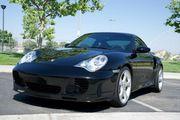 2005 Porsche 911 Black